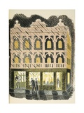 Public House Giclee Print by Eric Ravilious