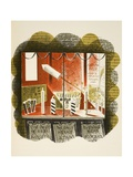 Newsagents Giclee Print by Eric Ravilious
