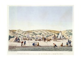Baie Des Chiens Marins Giclee Print by Alphonse Pellion