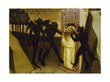St Romuald Tempted by Demons Giclee Print by Nardo Di Cione