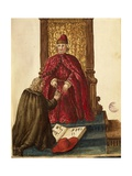 Republic Dignitary Swearing Loyalty to Venetian Doge Giclee Print by Jan van Grevenbroeck