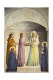 Présentation de Jésus au Temple  Reproduction procédé giclée par Giovanni Da Fiesole