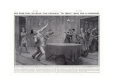 Assassination of Nazim Pasha by the Young Turks, Constantinople, 23 January 1913 Giclee Print by Henry Marriott Paget