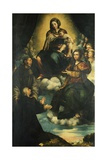 Madonna and Child Giclee Print by Giulio Campi