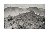 The Battle of Belmont, from 'South Africa and the Transvaal War' Giclee Print by Louis Creswicke