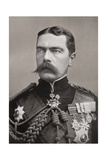Field Marshal Horatio Herbert Kitchener, from 'South Africa and the Transvaal War' Giclee Print by Louis Creswicke