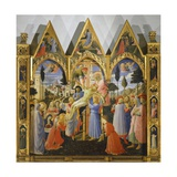 Deposition from Cross or Altarpiece of Holy Trinity, Circa 1432 Reproduction procédé giclée par Giovanni Da Fiesole