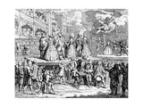 Et Cantare Pares, E Respondere Paratae Giclee Print by John Gay