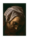Salome Receives Head of John Baptist Giclee Print by  Caravaggio