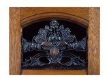 Art Nouveau Style Welsh Dresser, Part of Dining Room Set, 1905-1908 Giclee Print by Henri Bellery-desfontaines
