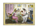 Tales of Wonder! Giclee Print by James Gillray