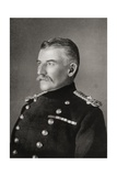General Sir Frederick Forestier-Walker, from 'South Africa and the Transvaal War' Giclee Print by Louis Creswicke