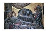 Nativity, Bas-Relief on the Choir with Stories from the Life of Christ Giclee Print by Jean Ravy