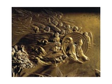 The Creation, Detail from the Stories of the Old Testament Giclee Print by Lorenzo Ghiberti