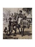 Voyages Au Soudan Oriental, Dans L'Afrique Et Dans L'Asie Septentrionale Mineure, 1847-1854 Giclee Print by Pierre Tremaux