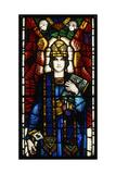 St. Peter (mosaic) Lámina giclée por Harry Clarke