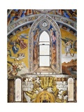 Entrance of Hell and Calling of Elect, from Last Judgment Fresco Cycle, 1499-1504 Giclee Print by Luca Signorelli