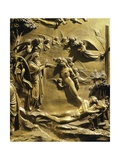The Creation of Eve, Detail from Stories of the Old Testament Giclee Print by Lorenzo Ghiberti
