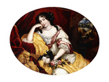 Portrait of a Lady Giclee Print by Henri Gascar