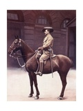 A Sergeant Major of the Imperial Light Horse Regiment During the Second Boer War Giclee Print by Louis Creswicke