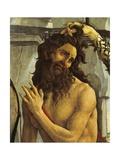 Figure of Centaur, Detail by Pallas and Centaur, Circa 1482 Giclee Print by Sandro Botticelli