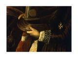 Portrait of Alof De Wignacourt Giclee Print by  Caravaggio