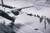 The Doolittle Raid on Tokyo 18th April 1942 Photographic Print