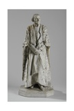 Maquette for the Statue of William Ewart Gladstone on the Strand, London, C.1905 Giclee Print by William Hamo Thornycroft