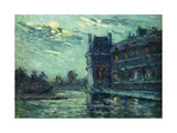 The Floods of 1910 Giclee Print by Maximilien Luce