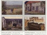 Breche D'Un Obus Allemand Photographic Print by Jules Gervais-Courtellemont