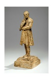 Maquette for William Conyngham, 4th Baron Plunket, Archbishop of Dublin, C.1905 Giclee Print by William Hamo Thornycroft