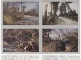 La Descente Sur Vareddes Photographic Print by Jules Gervais-Courtellemont