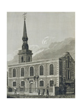 St. James, Westminster Giclee Print by John Coney