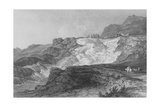 The Ruins of Hierapolis, Now Called Pambouk Kaleh, on the Way from Laodicea Giclee Print by Thomas Allom