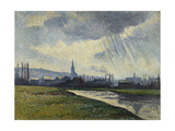 Couillet Giclee Print by Maximilien Luce