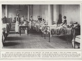 Dublin Castle as Hospital for Casualties in the Rebellion Photographic Print