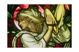 Miriam, Sister of Moses and Aaron, also Portrait of Maria Zambaco, Artist's Mistress Giclee Print by Edward Burne-Jones
