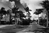 Looking from Douglas Road to the Commercial Entrance: Alhambra Circle Photographic Print