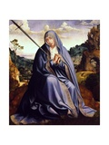 Our Lady of Sorrows, 1509-1511, Central Panel of Altarpiece from Mother of God Church Giclee Print by Quentin Massys