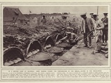 In a British Camp at Salonika Photographic Print