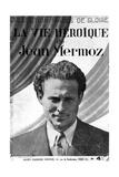 The Heroic Life of Jean Mermoz' Giclee Print