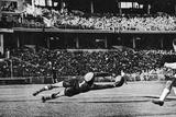 USSR Goalkeeper Fotografisk trykk