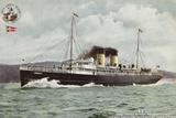 SS Anglia Photographic Print