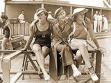 Swimming Champions Cornelia Gillison Photographic Print