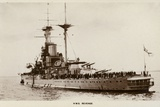 Hms Revenge, the Lead Ship of the Revenge Class of Battleships of the Royal Navy Photographic Print