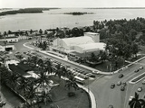 Aerial Shot of the Bayfront Auditorium and the Prins Valdemar Aquarium, 1950 Photographic Print