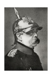 Otto Von Bismark, from 'Europe in the Nineteenth Century: an Outline History, Published in 1916 Giclee Print