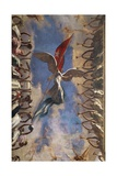 Decorative Fresco, Hall of Mirrors, Museum of Revolution, Former Presidential Palace Giclee Print