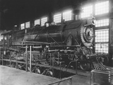 Locomotive Testing Plant, Pennsylvania Railroad Laboratories, Altoona, Pennsylvania, C.1914 Photographic Print