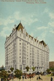 The Fort Garry, Grand Trunk Pacific Railway's New Hotel, Winnipeg, Manitoba, Canada Photographic Print